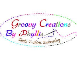 #63 za Groovy Creations by Phyllis - logo design od priangkapodder