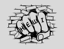#1 untuk I am looking to get a barber logo made. The attached logo has the name attached to it. Hit Em Wit It ((HEWI). I do not want the logo to have any type of fist with it. Just want it to have to do something more with being a barber. oleh TheEditor963