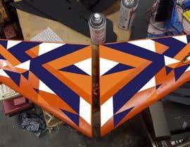 #16 za Design my wing Decal od gitasaskiaa