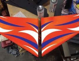 #3 za Design my wing Decal od saniTD