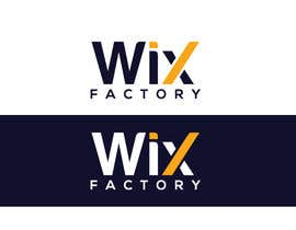 #299 za A great logo for Wix Factory ! od mamun1412