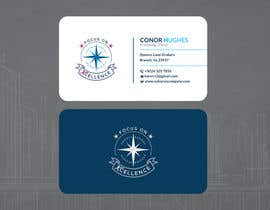 #141 za Need maritime business Card Design with colours of my logo od shazal97