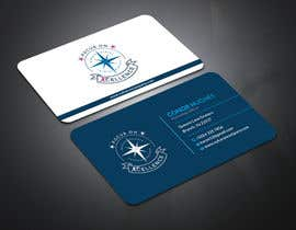 #179 za Need maritime business Card Design with colours of my logo od shazal97