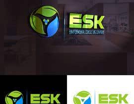 #984 za ESK logo redesign od JeanpoolJauregui