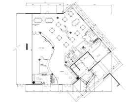 #24 za Restaurant floor plan od ABgeneric
