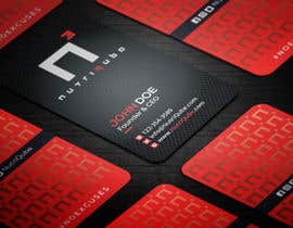 #251 za Design a modern business card od wefreebird