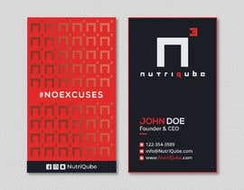 #253 za Design a modern business card od wefreebird