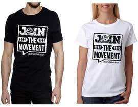 #126 za T-shirt design based on existing logo (#inthesameboat) od feramahateasril