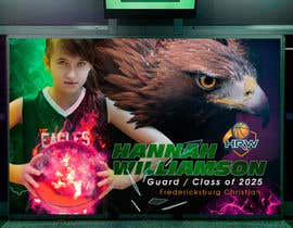 #113 za Intimidating Sport Design Poster od samadhi14