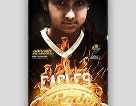 #159 za Intimidating Sport Design Poster od Van0va