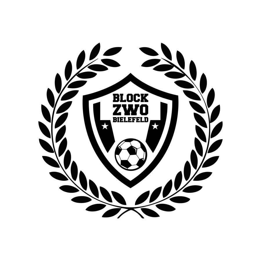 Kilpailutyö #43 kilpailussa German football/soccer fan club Crest/Emblem Logo Design