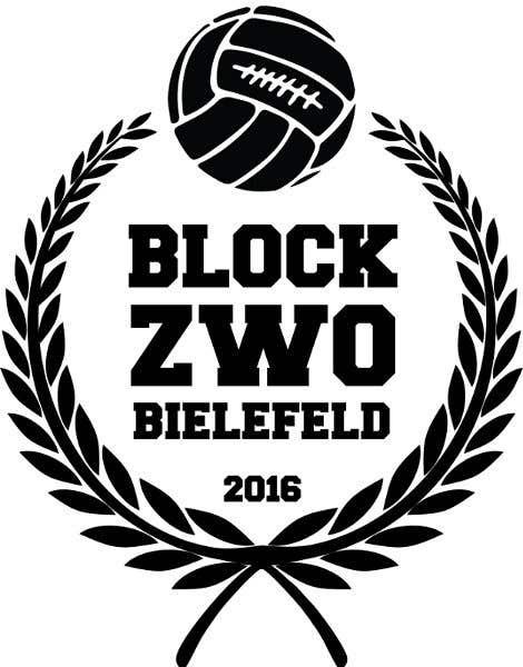 Kilpailutyö #36 kilpailussa German football/soccer fan club Crest/Emblem Logo Design