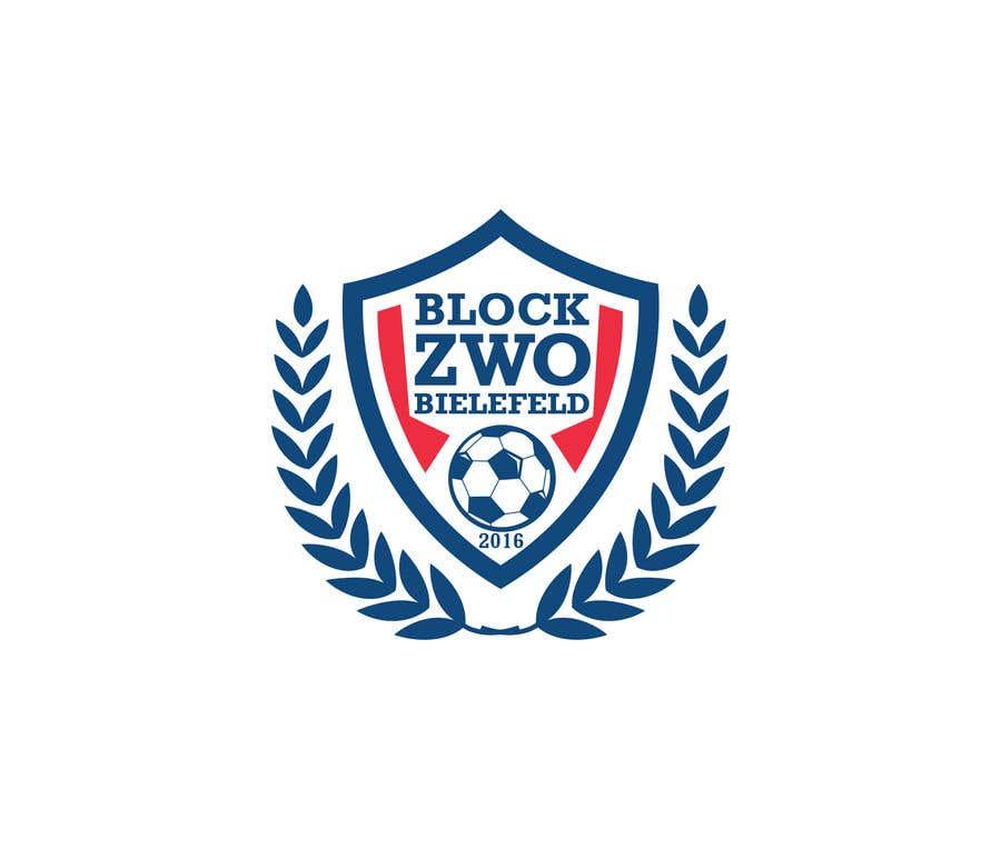 Kilpailutyö #3 kilpailussa German football/soccer fan club Crest/Emblem Logo Design