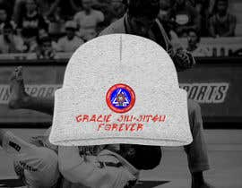 #18 для Add logo and text to this hat design,  make the text look amazing and cool! от agungwan5