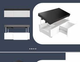 #31 za Design a convertible coffee table. od abdilahrasyid05