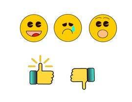 #26 za Messenger reaction emojis od LubabaRehman