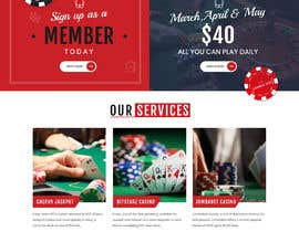 #10 za New Wordpress Theme for Online Gambling Site od Shouryac