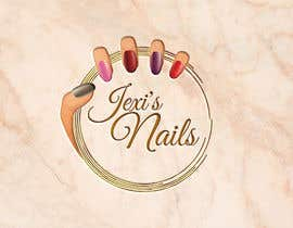 #103 za Jexi's Nails - Design a logo for a nail salon od imrovicz55