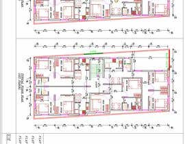 #25 for Architectural design for an area of 72x33 feet af subhajitmaitycs