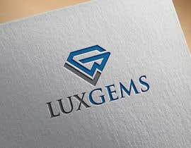 #116 for Design a Logo for LuxGems av rabiul199852