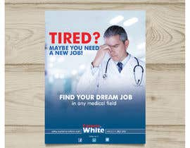 #15 for Create design for posters and flyers advertising job fairs in healthcare av sam01jan2000
