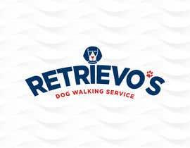 #5 for dog walker brand logo with the brand name av Jevangood