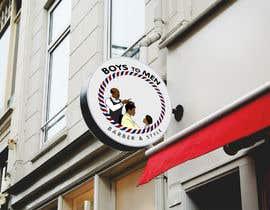 #47 for Design a Logo for a barbershop af jomainenicolee