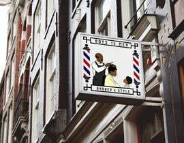 #48 for Design a Logo for a barbershop af jomainenicolee