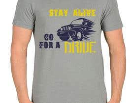 #18 for crazy design for a t shirt av sanleodesigns