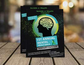 #14 para design beautiful digital flyer - Mental Health Gala por riza701