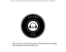 #61 for design logo - silent 716 av bijoy1842
