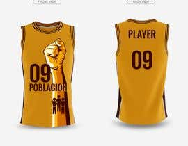 #3 for I want a jersey design for our upcoming league av madlabcreative