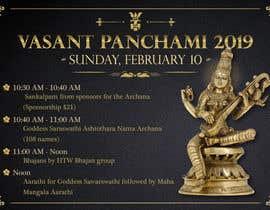 #23 for Vasant Panchami poster av wricksarya