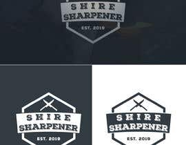 #14 for logo for knife sharperner business av MarboG