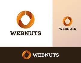 #245 for Design logo for WEBNUTS av bujarluboci