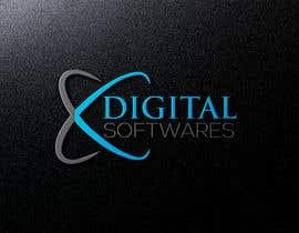 #40 for Logo Creation for DigitalSoftwares av masuditbd