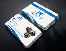 #153 for Business Card for Personal Trainer av jpanik