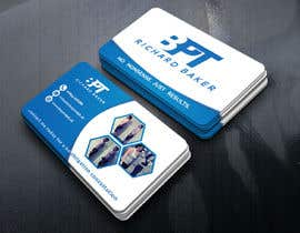 #107 for Business Card for Personal Trainer av pixelbd24