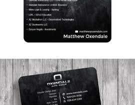 #244 for Make me a business card av nicoleplante7
