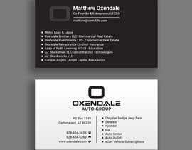 #275 for Make me a business card av Designopinion