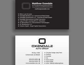 #363 for Make me a business card av Designopinion