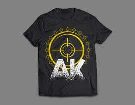 #6 pёr TShirt Design AK Clothing nga saidghouila