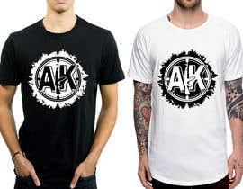 #49 pёr TShirt Design AK Clothing nga feramahateasril