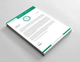 nº 33 pour Create Letterhead Template in Word, PSD and CDR par abdulmonayem85