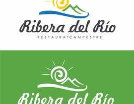#44 pёr Diseño de Logotipo Restaurant Campestre Ribera del Rio nga mari8a