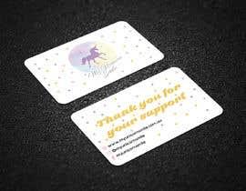 #132 pёr thank you business card nga khokanmd951