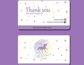 #140 pёr thank you business card nga shafinislam2019