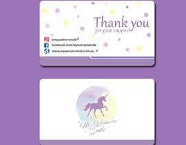 #141 pёr thank you business card nga shafinislam2019