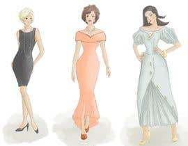 #9 pёr Fashion design ellustration nga dianaresi