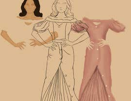#5 pёr Fashion design ellustration nga sowmen1234